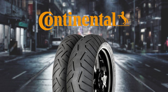 Continental Road Attack 2 Test