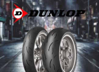 Dunlop GP Racer D212 Test