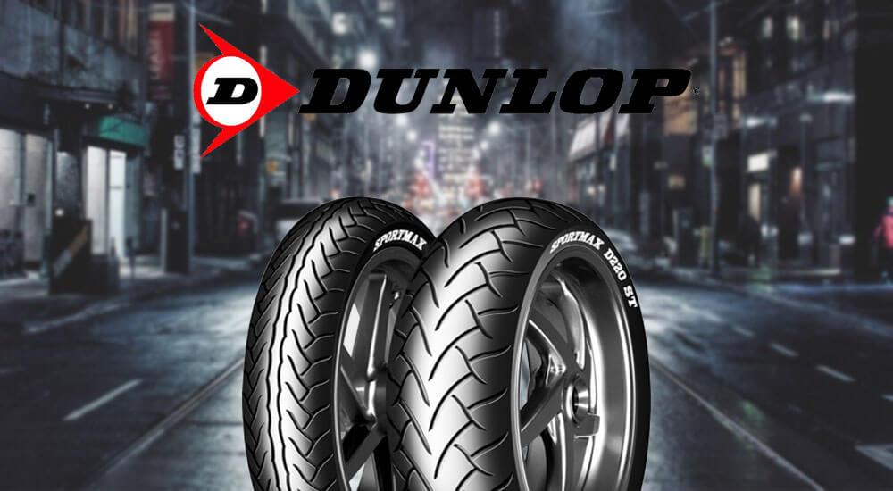 Dunlop Sportmax D221 ST Test