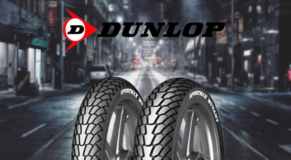 Dunlop Sportmax Mutant Test