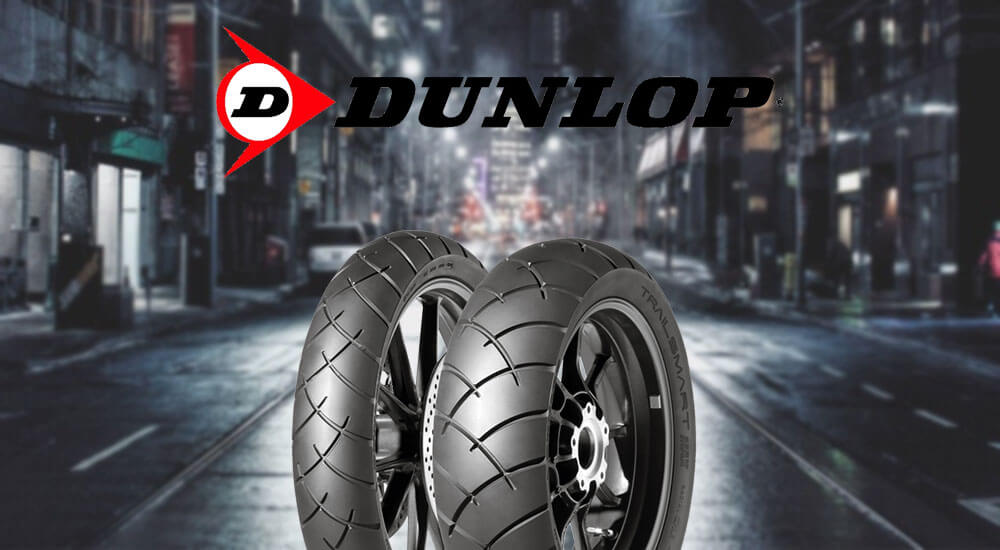 Dunlop Trailsmart Test