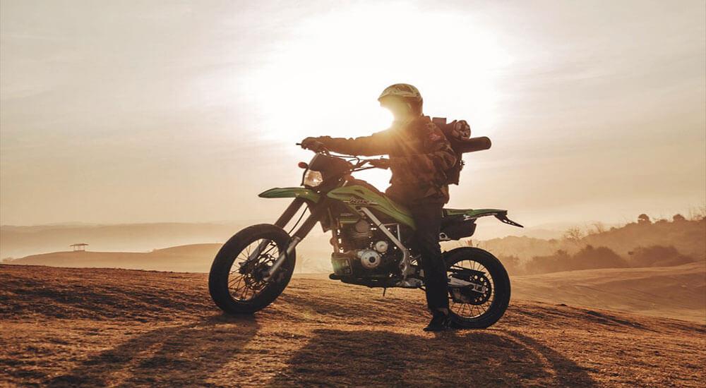 Enduro Motorradreifen Test 2019