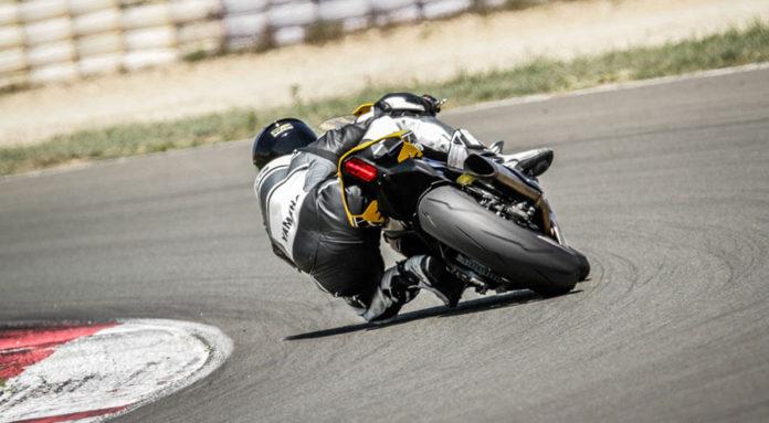 Rennstrecke Motorradreifen Test 2019