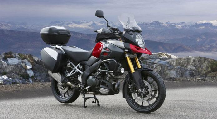 Tourenbikes Motorradreifen Test 2019