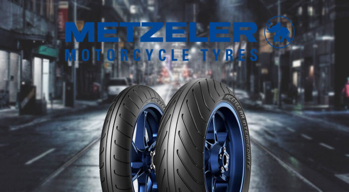 Metzeler Racetec RR Test