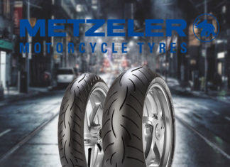 Metzeler Roadtec Z8 Interact Test