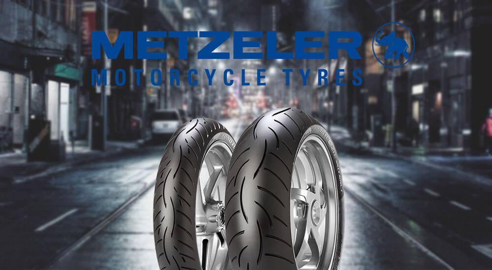 Metzeler Roadtec Z8 Interact Test
