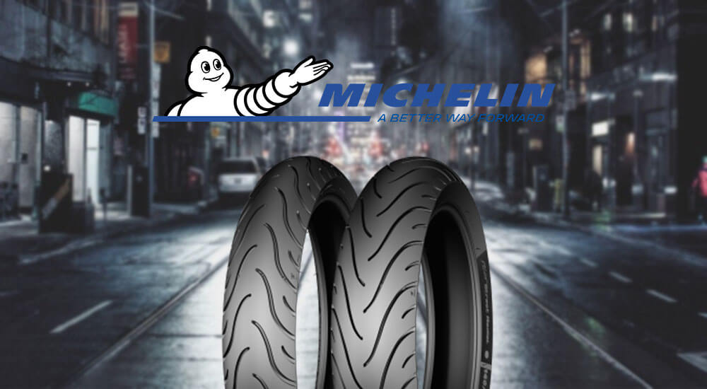 Michelin Pilot Street Test