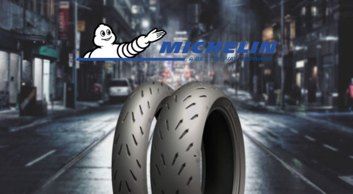 Michelin Power RS Test