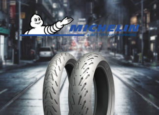 Michelin Road 5 Test