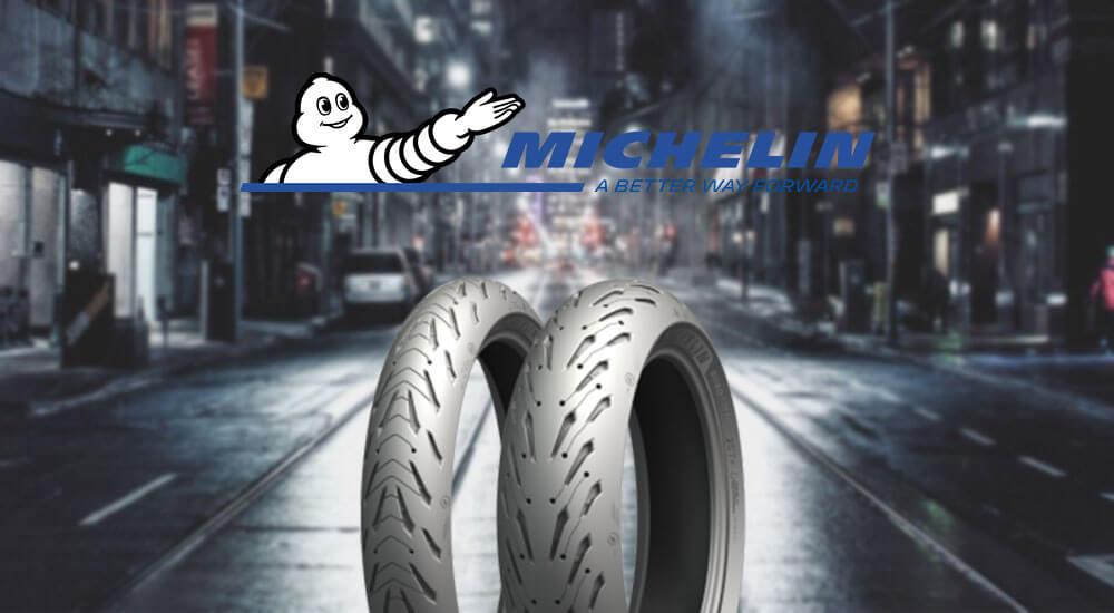 Michelin Road 5 Test