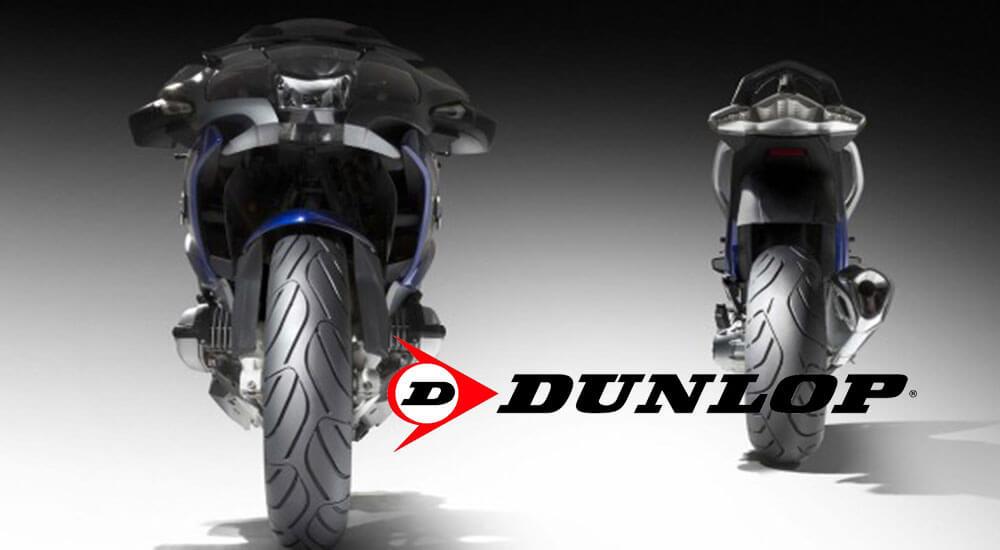 Motorradreifen Dunlop Übersicht