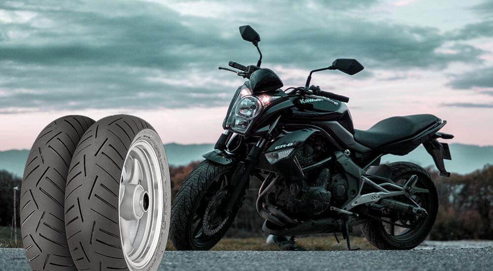 Motorradreifen einfahren Anleitung
