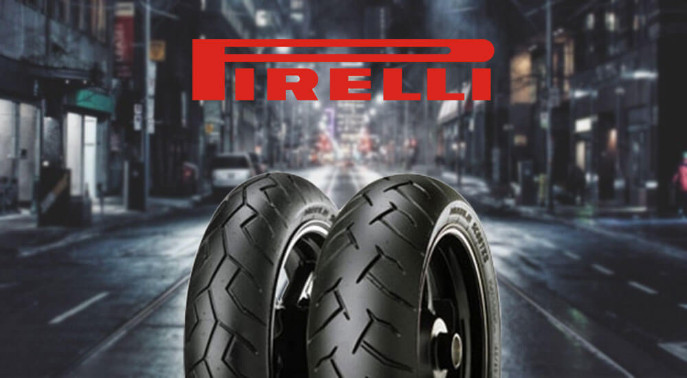 Pirelli Diablo Rosso Scooter Test