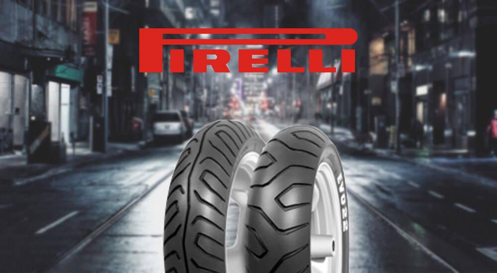 Pirelli Evo 21 - 22 Test