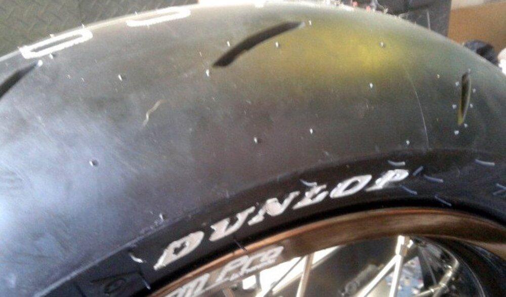 Dunlop A13 SP Racer Praxistest