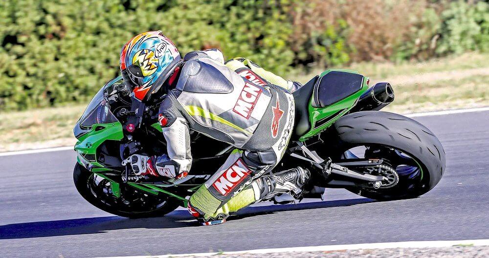 Dunlop GP Racer D212 Praxistest