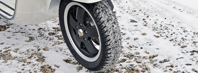Michelin City Grip Winter