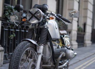 Motorrad Reifenpannenset