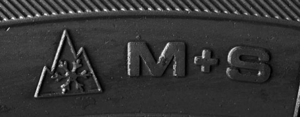 Motorrad Winterreifen Kennzeichnung