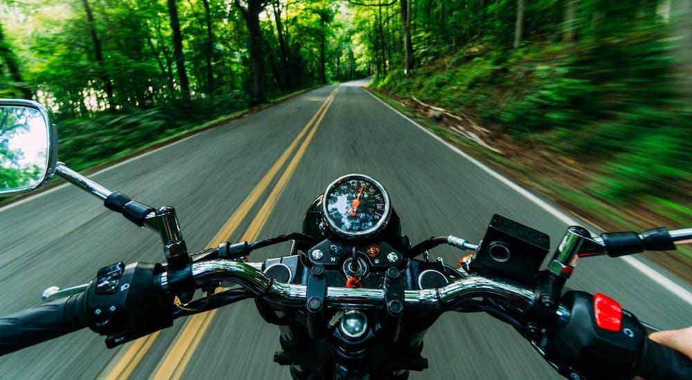 Motorradreifen Kompressor im Test