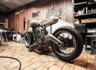 Wuchten Motorradreifen nötig
