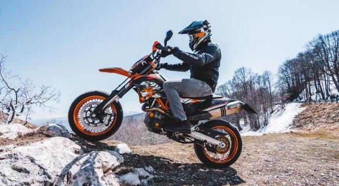 Enduro und Supermoto Motorradreifen Test 2020