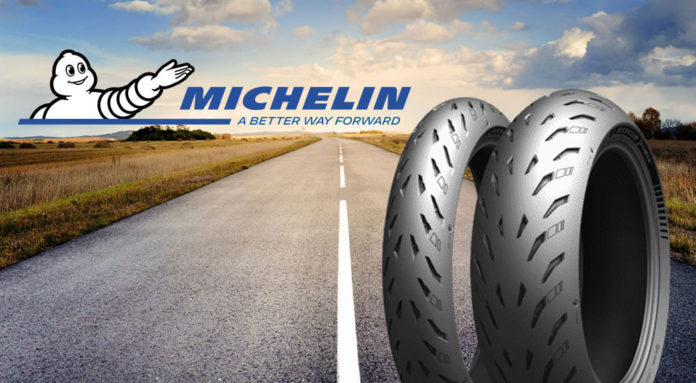 Michelin Power 5 Test