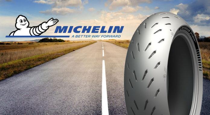 Michelin Power GP Test