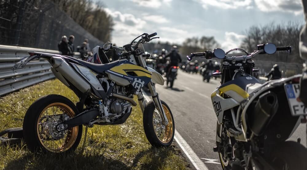 Supermoto Motorradreifen Empfehlungen