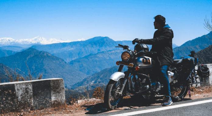 Motorrad Ganzjahresreifen