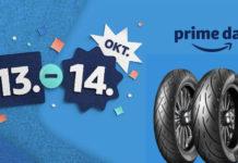 Amazon Prime Day 2020 Motorradreifen Angebote